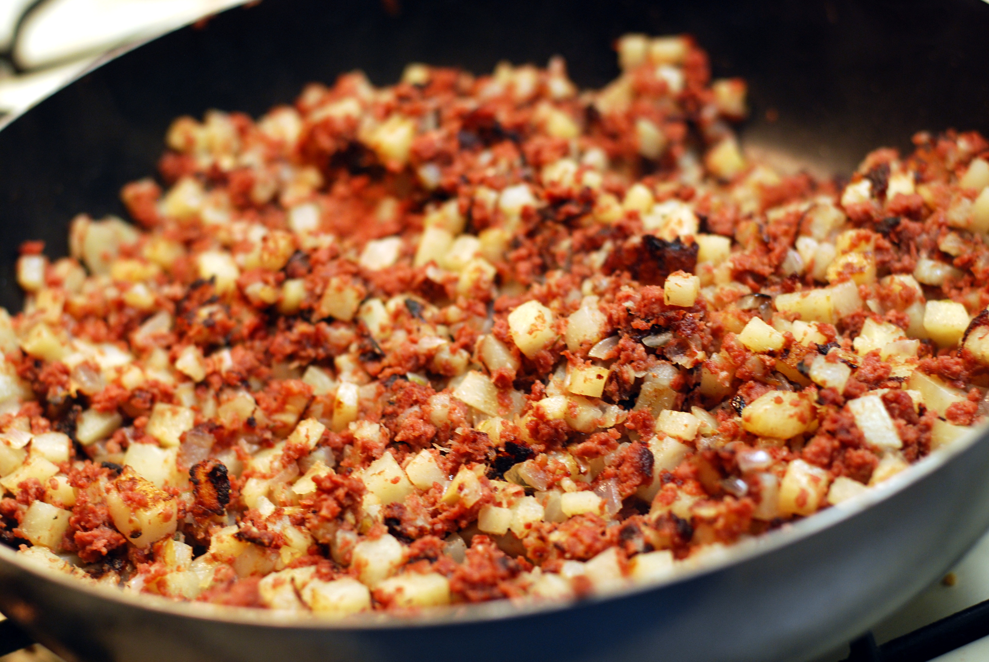 Everything You Need To Know About Home Made Corned Beef Hash Dinner With Joy