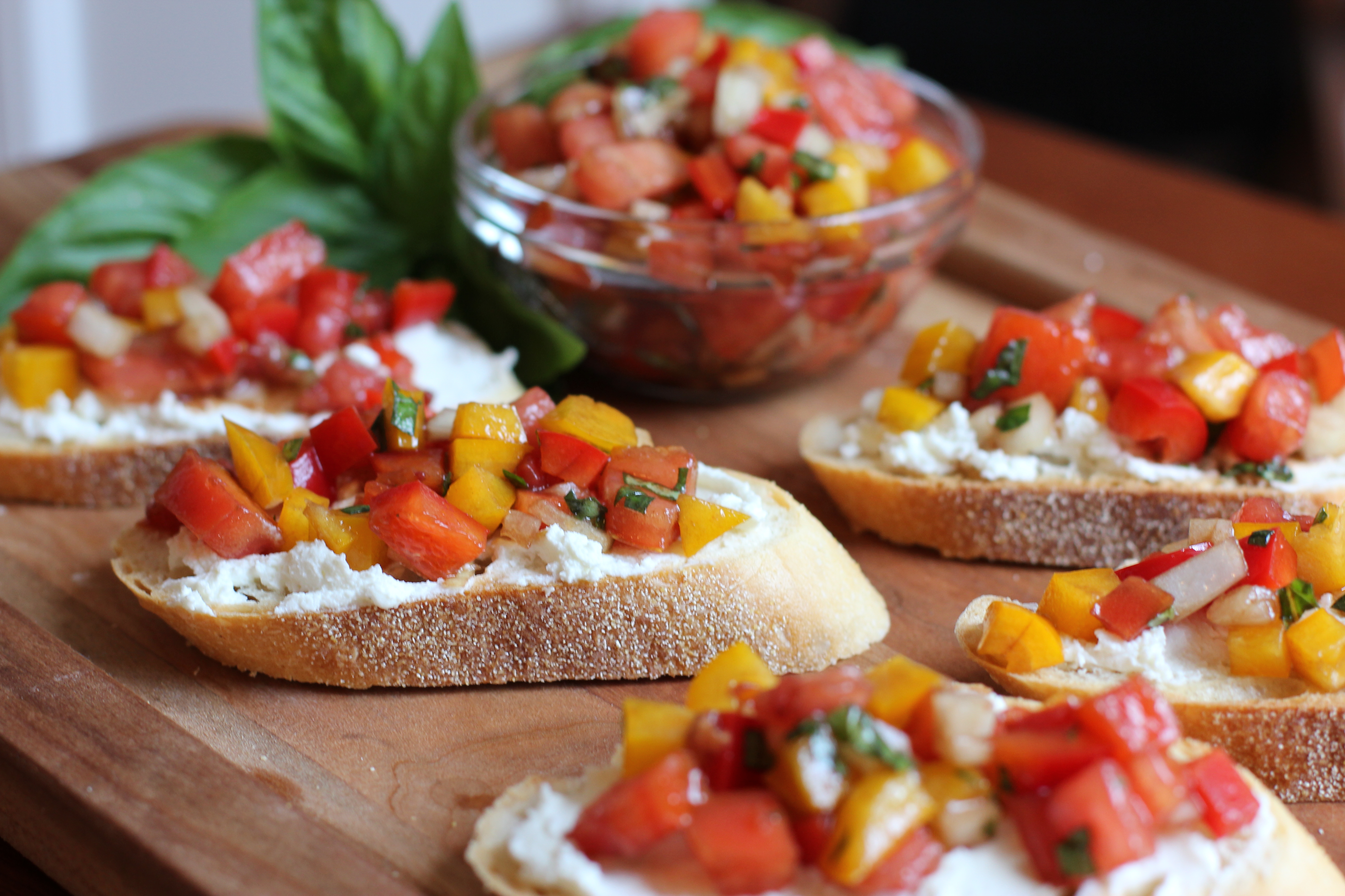 Quick Bruschetta Tips and Recipes | Dinner With Joy