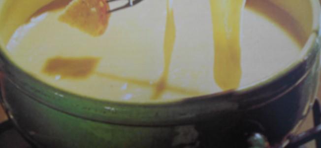 Fondue, Meal