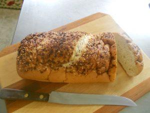 bread, garlic